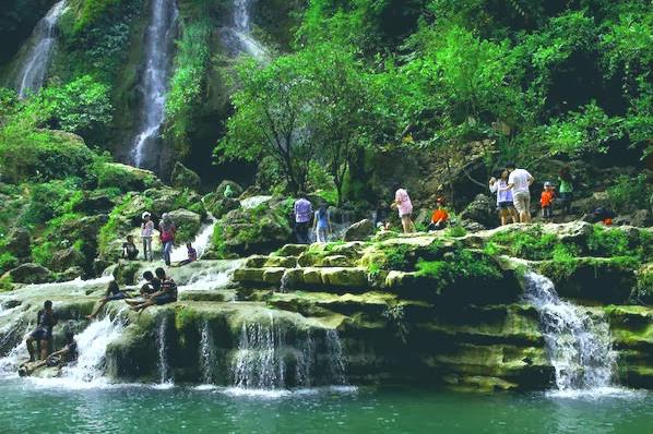 Wisata Alam Air Terjun Jogja