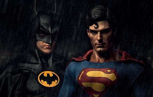Fakta Unika Film Supermen VS Batman