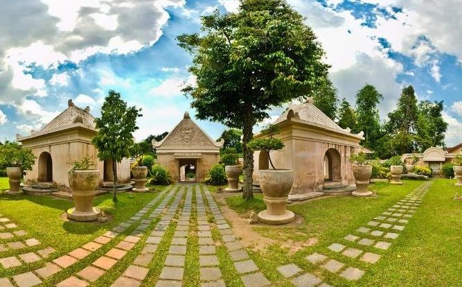 Sejarah Wisata Taman Sari Jogja