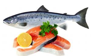 Kurangi Lemak di Malam hari dengan Ikan Salmon
