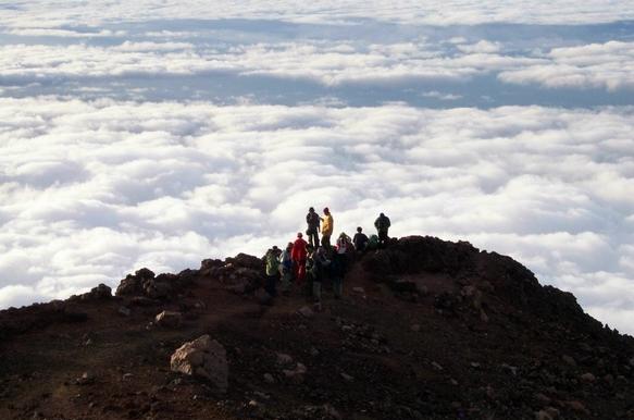 Jalur Gunung Arjuno tertinggi Ke 4 di Jawa