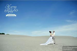 Pantai Parangtritis, Lokasi Foto Prewedding Gratis di Jogja