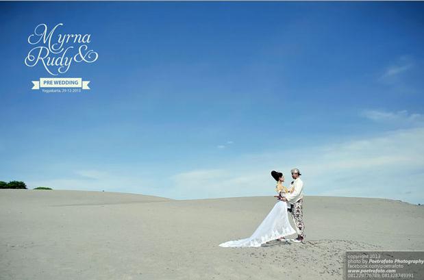Tempat Untuk Foto Prewedding di Jogja