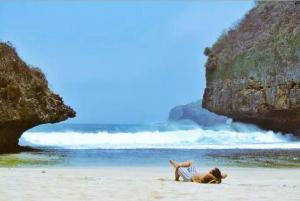 Pantai Grewen, Wisata Pantai Jogja Bagi Pecinta Camping