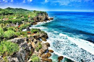 Pantai Ngobaran, Wisata Pantai Jogja Yang Mulai Terkenal