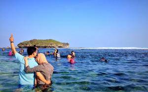 Wisata Pantai Di Jogja yang Cocok untuk Snorkeling