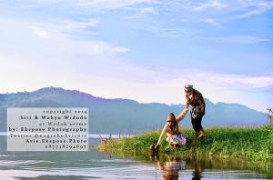 Waduk Sermo, Lokasi Foto Prewedding Gratis di Jogja