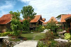 Lokasi Desa Agrowisata Karang Tengah Bantul