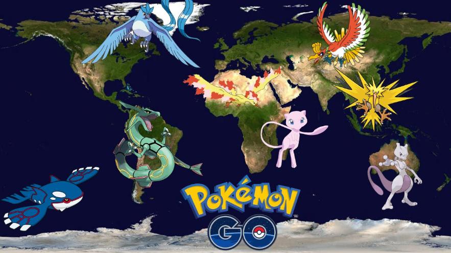 Permainan Game Pokemon Go