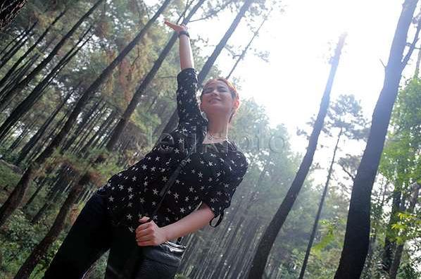 Obyek Wiata Gunung Pancar Bogor