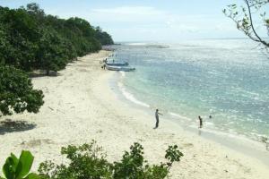 Lokasi Tempat wisata Muara Gombong Bekasi