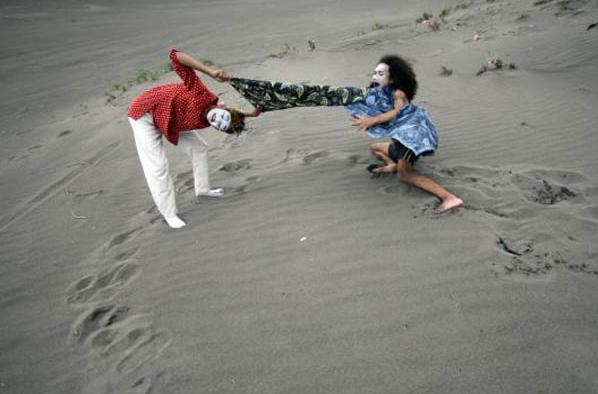 Wisata Tersembunyi Pantai Parang Endog Jogja