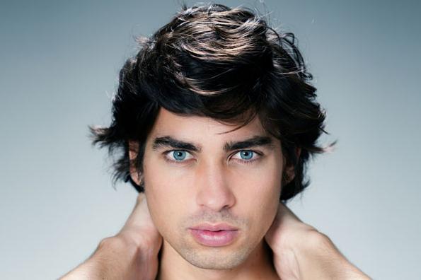 Ide Model Rambut Pria Terbaru Sesuai Bentuk Wajah Arwinicom - Gaya rambut pendek emo