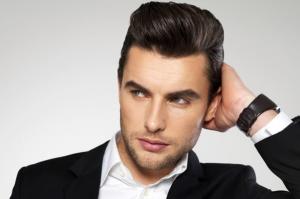 Gaya Rambut Untuk Pria bentuk Wajah Oval