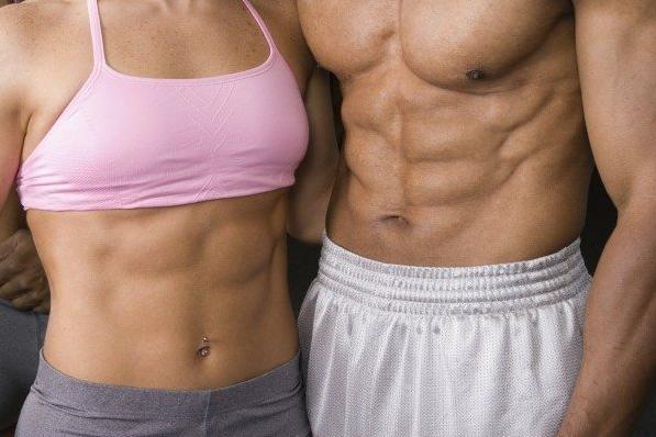 Cara Membentuk Otot Tubuh