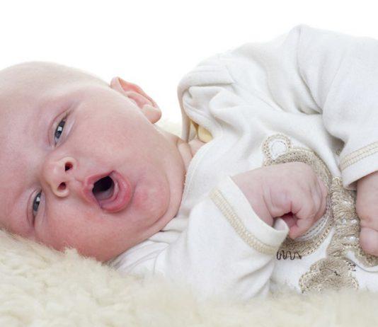 Batuk dan Pilek pada Bayi