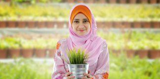 Fashion Sederhana Bulan Ramadhan