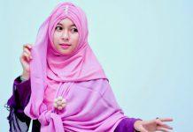 Kreasi Gaya Hijab Ramadhan