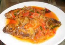 Resep Ikan Asam Manis