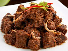 Resep Rendang Daging Padang