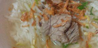 Resep Soto Daging Sapi Bening
