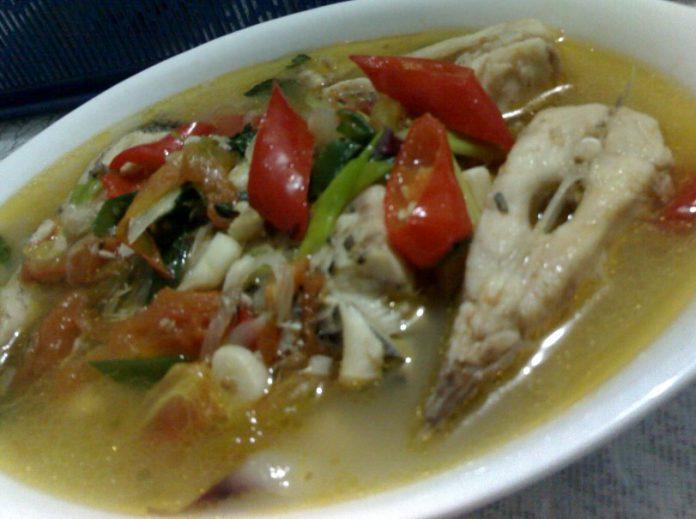 Resep Sup Ikan Gurame