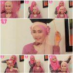 Tutorial hijab kebaya simpel untuk acara wisuda